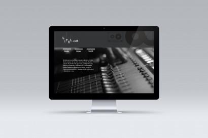 web portada